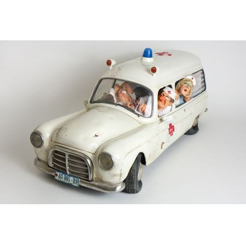 Figurka karetka ambulans - guilermo forchino (fo85074) marki Forchino guilermo