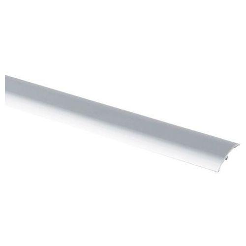 Profil progowy aluminiowy 4 w 1 37 x 2700 mm natural marki Goodhome