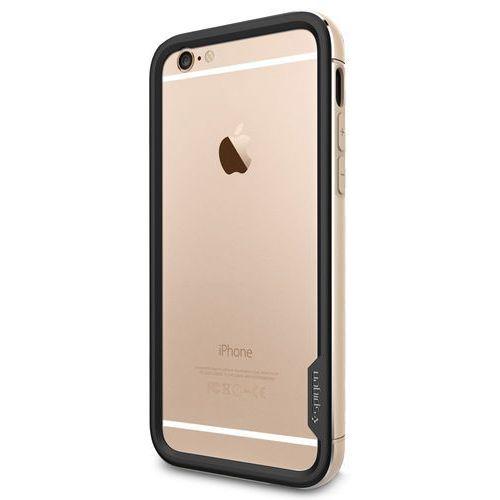 Etui SPIGEN SGP11187 do iPhone 6 (4.7) Złoty