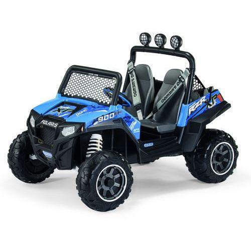 PEG PEREGO Quad Ranger ATV RZR 900 Niebieski 12V (8005475362976)