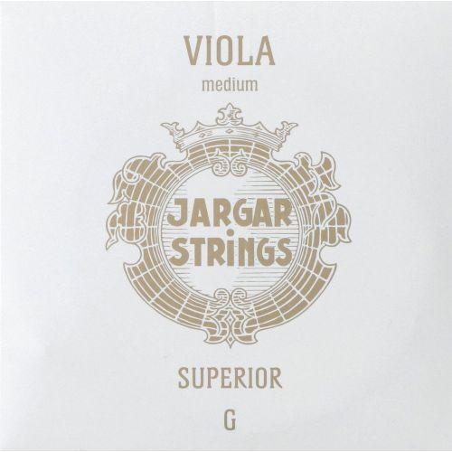 (634933) viola superior struna do altówki g - medium marki Jargar