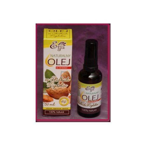 naturalny olej ze słodkich migdałów 50ml marki Etja