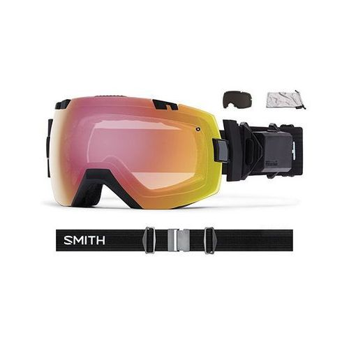 Gogle Narciarskie Smith Goggles Smith I/OX TURBO FAN IL5PRZBK16