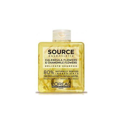 L'oreal source essentielle delicate naturalny szampon do delikatnej skóry głowy 300ml marki L`oreal