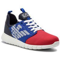 Sneakersy - x8x007 xcc02 a500 multicolor marki Ea7 emporio armani