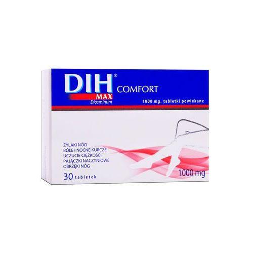 Tabletki DIH MAX COMFORT 30 tabl.