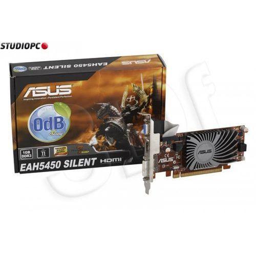 EAH5450 Silent/DI - produkt z kategorii- Karty graficzne