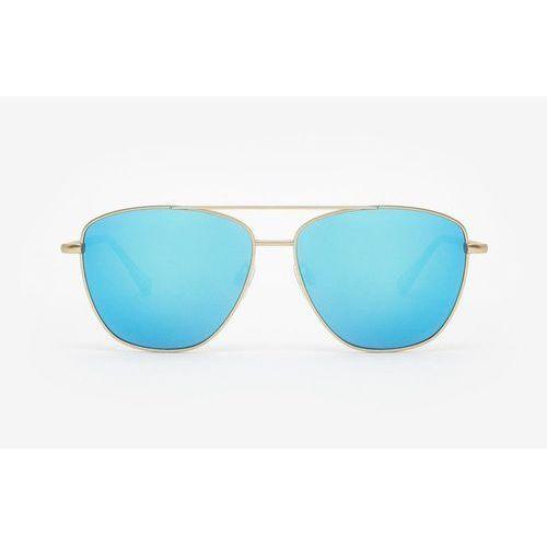 - okulary przeciwsłoneczne karat clear blue lax a1804 - złoty ||niebieski marki Hawkers