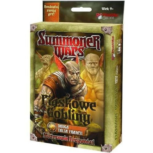 Cube Summoner wars: piaskowe gobliny druga talia frakcji (5902768838541)