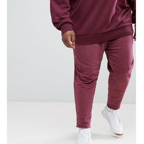 plus plain jogger - red, Puma, XXXL-XXXXL