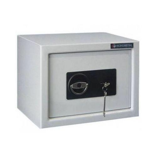 """Konsmetal Sejf wrzutowy koliber w 45-laptop17"""" klasa s1 z otworem bocznym lub tylnym"""