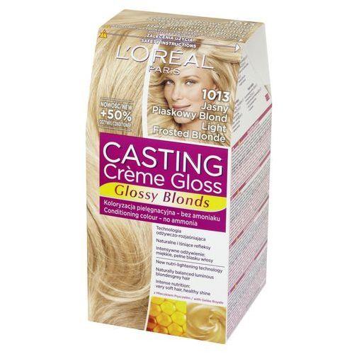 Farba do włosów L'Oréal Paris Casting Crème Gloss Glossy Blonds 1013 Jasny piaskowy blond, kolor blond