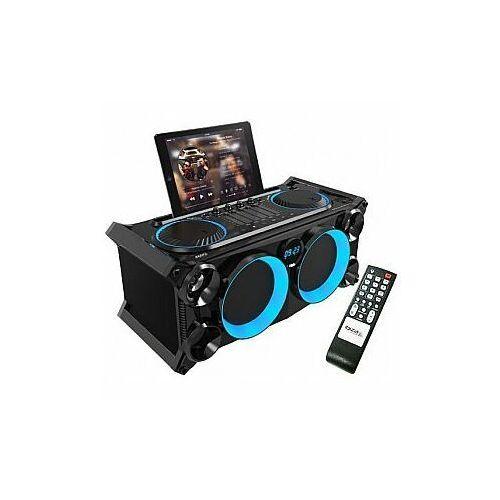 Ibiza sound boombox z akumulatorem 120w ibiza splbox200-bk (5420047129710)