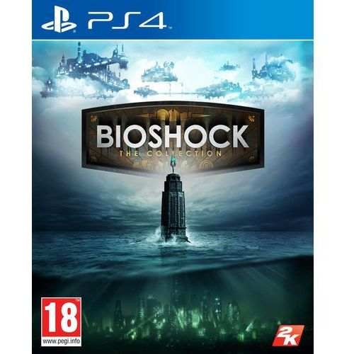 OKAZJA - Bioshock The Collection (PS4)