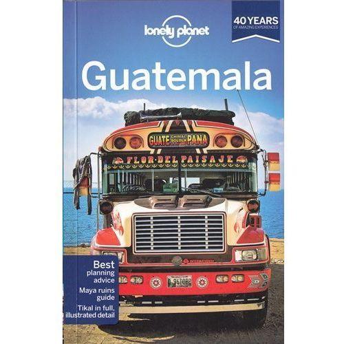 Gwatemala Lonely Planet Guatemala (ISBN 9781742200118)