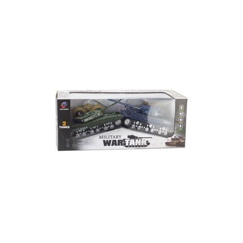 Brimarex Czołg rc - 4 kanały, światło, dźwięk, z ładowarką