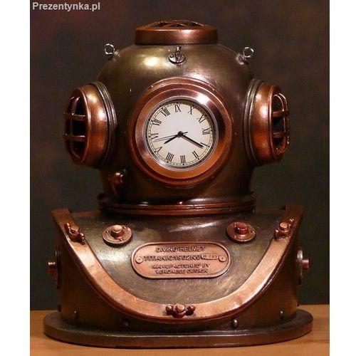 Hełm zegar Veronese Steampunk