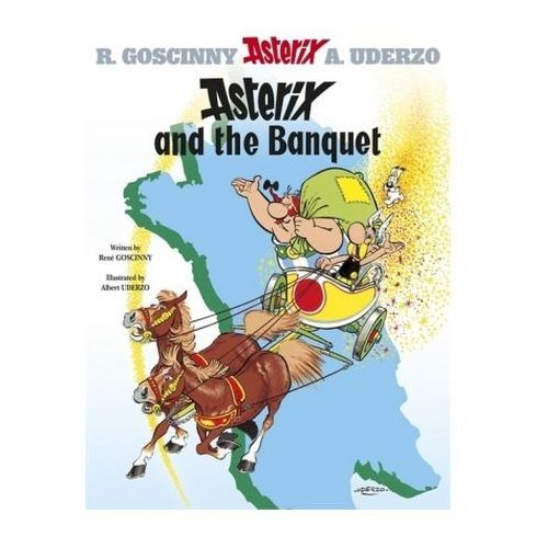 Asterix & the Banquet (b.#05)