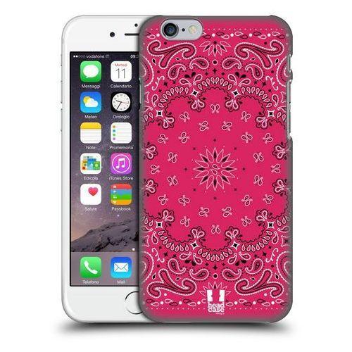 Etui plastikowe na telefon - Classic Paisley Bandana Classic Pink (Futerał telefoniczny)