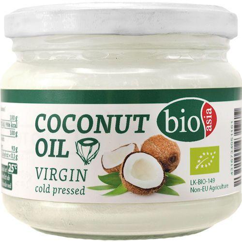 Olej kokosowy Bio Virgin 250 ml BioAsia (4316734051161)