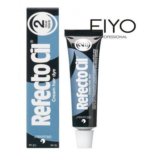 Henna żelowa Refectocil – granatowo-czarna - 15 ml