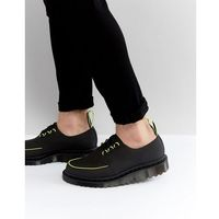 ramsey alt neon creeper shoes - black marki Dr martens