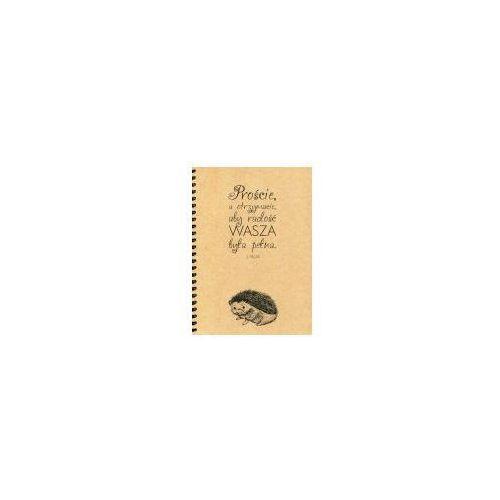 Szaron Mój dziennik jeż (5902574162137)