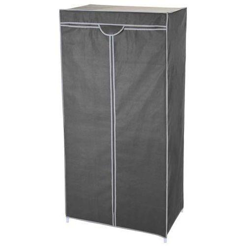 Szafa tekstylna, składana garderoba 75X45X160 cm, B01MZIYPMP