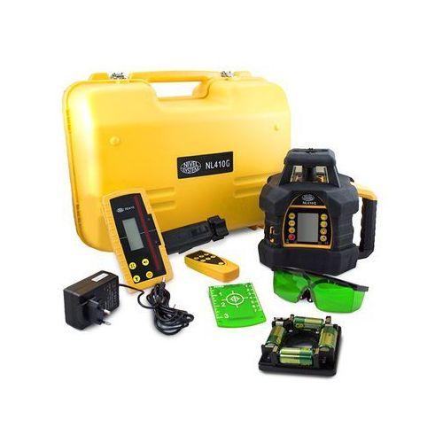 Niwelator laserowy nl410g marki Nivel system