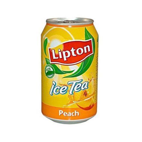 lipton ice tea 0,33l peach puszka wyprodukowany przez Pepsi
