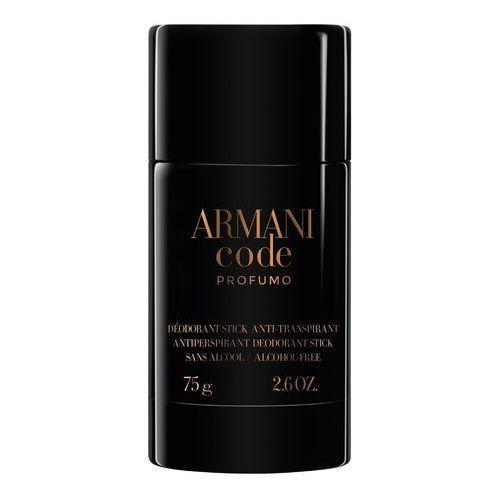 code profumo dezodorant 75 ml dla mężczyzn marki Giorgio armani