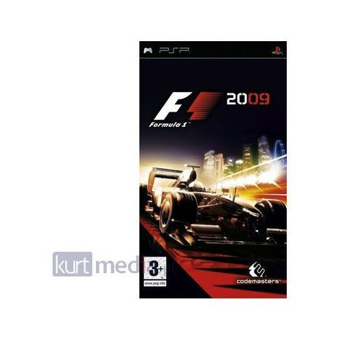 OKAZJA - F1 2009 (PSP)