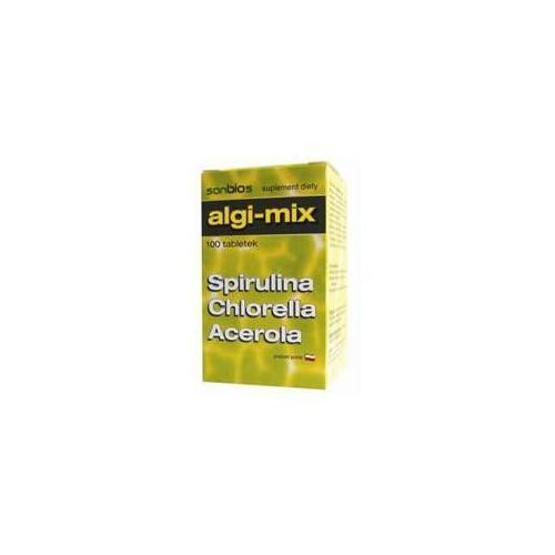 Algi-mix x 100 tabletek marki Sanbios