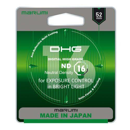 Filtr dhg nd16 52mm (mnd(16)52 dhg) darmowy odbiór w 21 miastach! marki Marumi