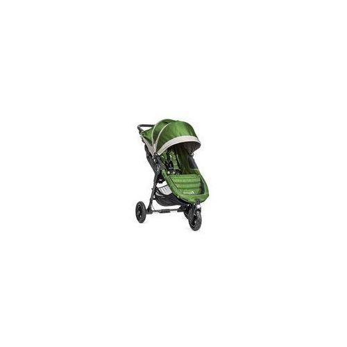 Wózek spacerowy City Mini Gt Single Baby Jogger + GRATIS (lime/gray)