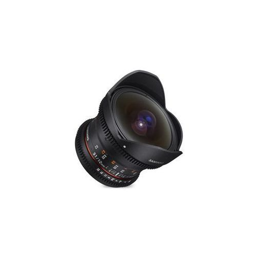 Samyang Obiektyw 12mm t3.1 vdslr (canon)