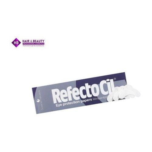 RefectoCil Eye Protection papierki ochronne pod oczy 96 szt., platki-henna