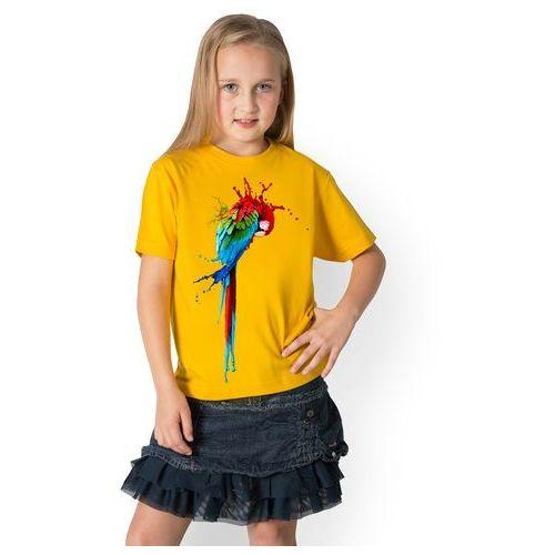 Koszulka dziecięca papuga marki Megakoszulki