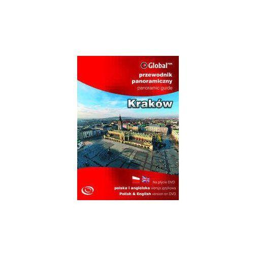 Przewodnik Panoramiczny Kraków Płyta DVD  9788301155490