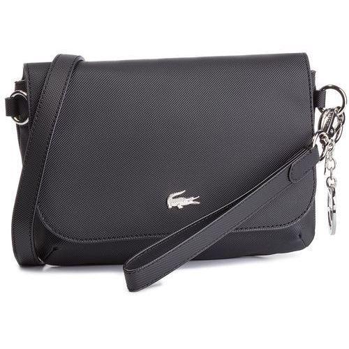 Lacoste Torebka - s crossover bag nf2531dc black 000