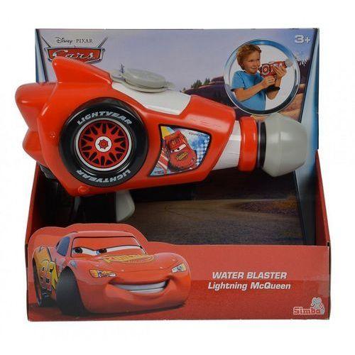 Simba Pistolet na wodę mcqueen cars - toys