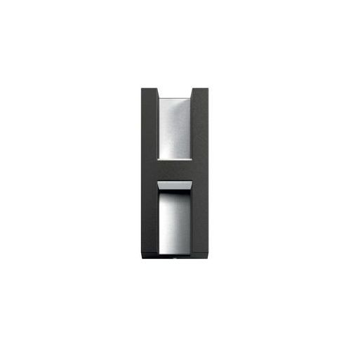 Philips 17351/93/p0 - led kinkiet zewnętrzny mygarden shadow 2xled/4,5w (8718696158845)
