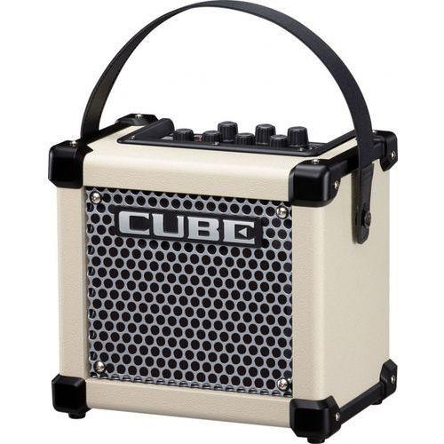 micro cube gx wh wzmacniacz gitarowy (biały) marki Roland