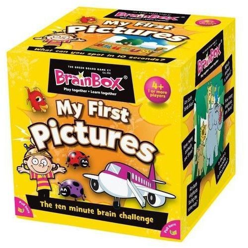 BrainBox My First Pictures, 81643602885GR (6196249)