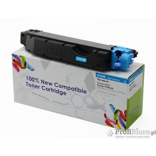 Cartridge web Toner cw-k5160mn magenta do drukarek kyocera (zamiennik kyocera tk-5160m) [12k]