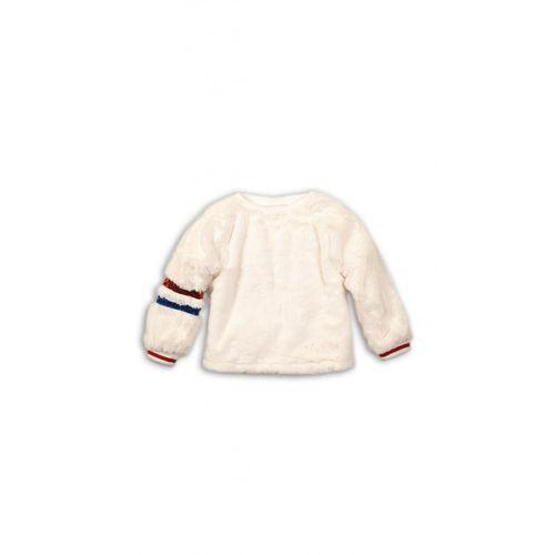 Bluza dresowa dla dziewczynki 3f35au marki Minoti