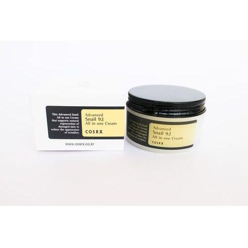 COSRX Advanced Snail 92 All in One Cream - 100 ml Wielozadaniowy krem ze śluzem ślimaka