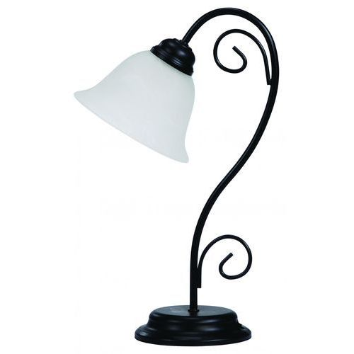 Lampa stołowa lampka athen 1x40w e14 czarny mat 7812 marki Rabalux