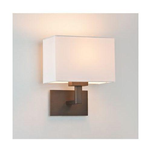 Kinkiet connaught wall light bronze żarówka led gratis!, 0500 marki Astro lighting