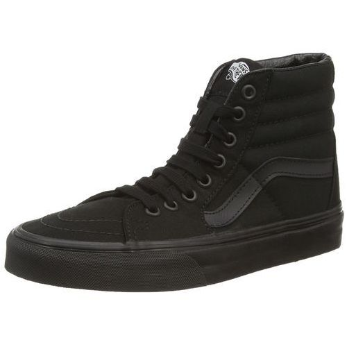 Vans Sk8-hi Unisex buty typu Sneaker, rozmiary dla dorosłych, tenisówki - czarny - 39 eu, _black/black/black